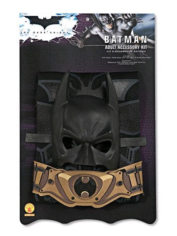 BATMAN BLISTER SET ADULT