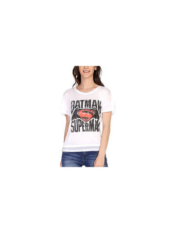 Batman Or Superman Women's T-Shirt - Planet Superhero