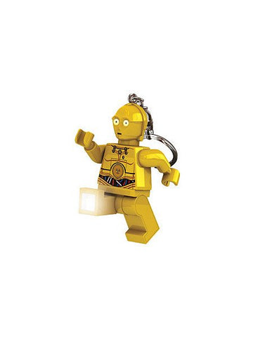 LEGO Star Wars C-3PO keychain - Planet Superhero