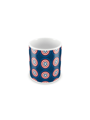Civil War Captain Theme Coffee Mug - Planet Superhero