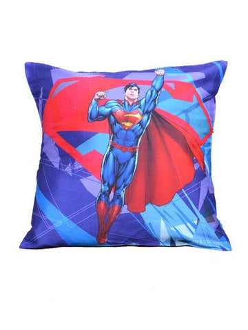 Superman Red Huge Logo Cushion Cover Original - Planet Superhero