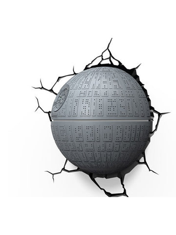 Star Wars 3D Night Light - Death Star
