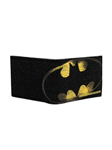 Denim Batman Wallet