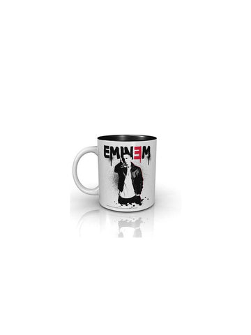 Eminem Graffiti Coffee Mug - Planet Superhero