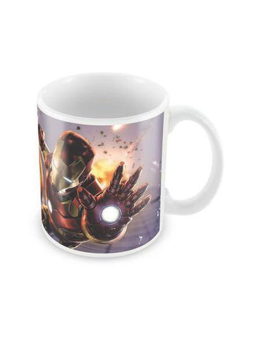 Iron Man Coffee Mug - Planet Superhero