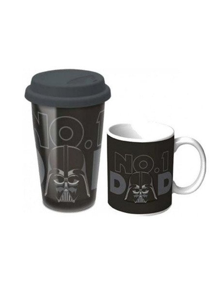 Star Wars Mug & Travel Mug Gift Pack
