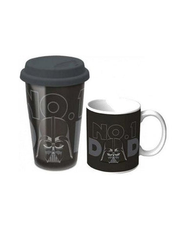 Star Wars Mug & Travel Mug Gift Pack - Planet Superhero