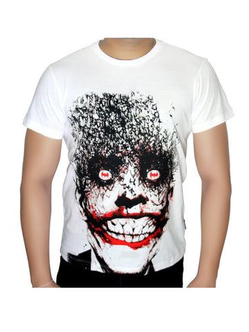 The Joker Crazy T-shirt - Planet Superhero