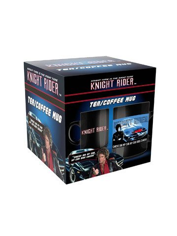 knight rider Mug chicks dig my car - Planet Superhero