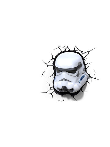 Storm Trooper 3D Light Star Wars