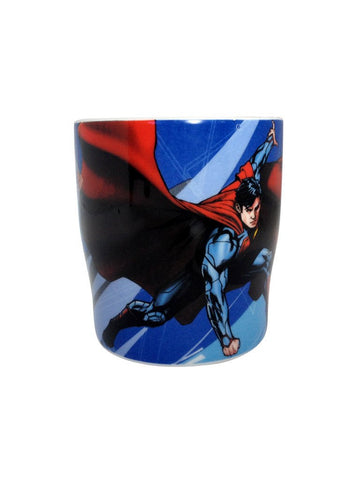 Man of steel Blue mug - Planet Superhero