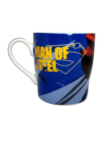 Man of steel Blue mug