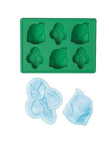 Star Wars Boba Fett Silicone Tray - Planet Superhero