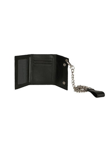 Metallic Batman Chain Wallet - Planet Superhero
