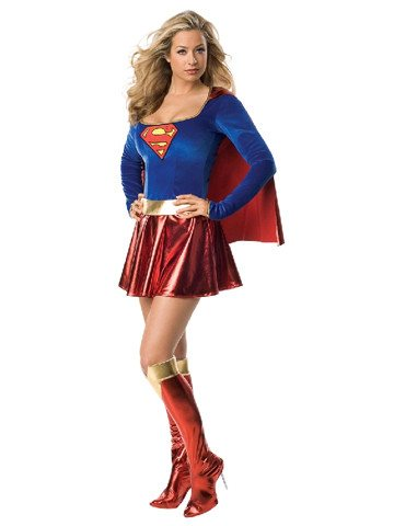 Supergirl Costume - Planet Superhero