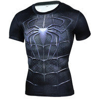 Spiderman Compression T-Shirt - Planet Superhero
