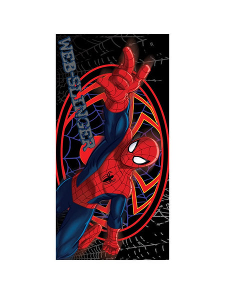 Marvel Ultimate Spiderman Towel - Planet Superhero