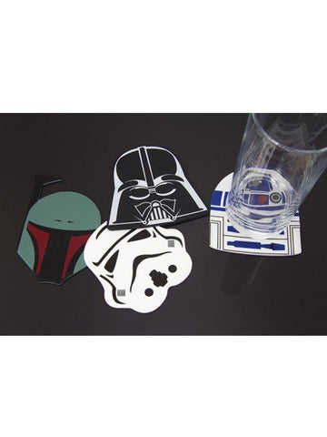 Star Wars Coasters - Planet Superhero
