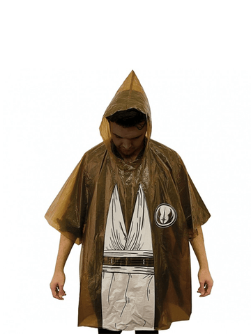 Star Wars Jedi Poncho - Planet Superhero