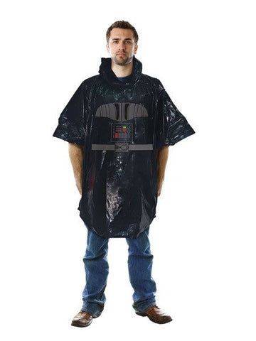 Star Wars Darth Vader Poncho - Planet Superhero