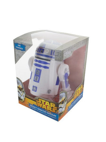 Star Wars R2-D2 Desktop Vacuum - Planet Superhero