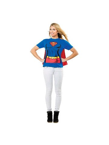 Supergirl T-shirt - Planet Superhero
