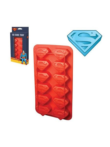 Superman DC Comics Ice Cube Tray - Planet Superhero