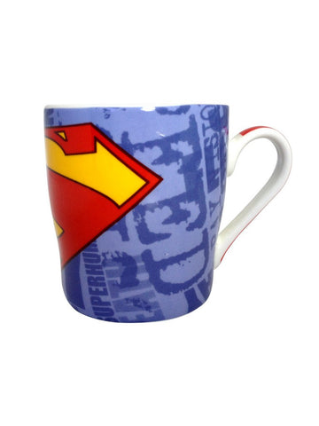 Superman Logo Mug - Planet Superhero