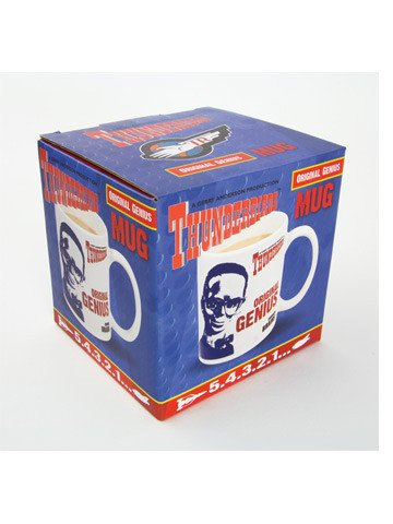 Thunderbirds™ Original Genius Mug - Planet Superhero