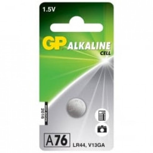 GP Button Cell LR44 / V13GA 1pk