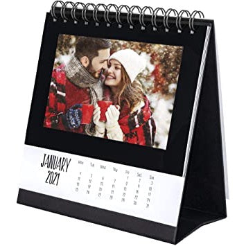 Shot2Go Photo Calendar - Desk