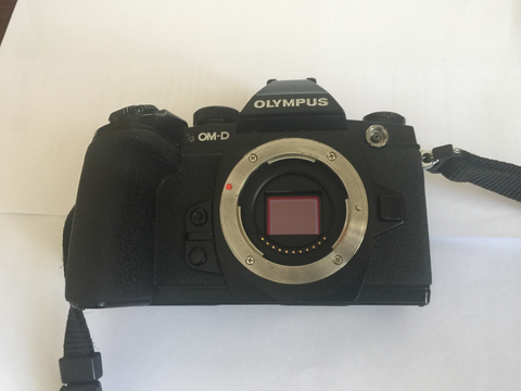 Olympus OM-D E-M1 (mark i) Body only  ***Second Hand***