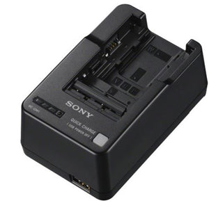 Sony BCQM1 Charger W M V H P Series Batteries