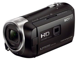 Sony HDRPJ410 FHD Flash Projector Handycam