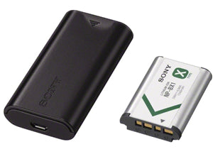 Sony ACC-TRDCX X Type Battery and Charger