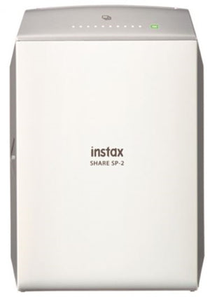 Fujifilm Instax Share SP-2 Smartphone Printer Silver