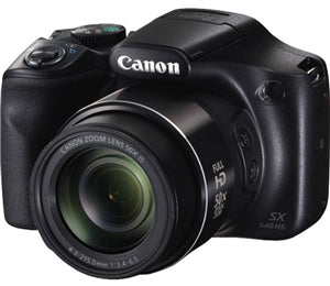 Canon PowerShot SX540HS 20.3MP CMOS 50x Zoom Digital Camera