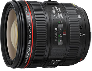 Canon EF 24-70mm f/4L IS USM EF Mount Lens