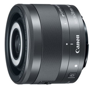 Canon EF-M 28mm f/3.5 Macro IS STM EF-M Mount Lens