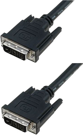 Digitus DVI-D (M) to DVI-D (M) Dual Link 2m Monitor Cable