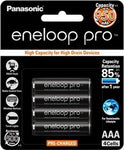 Panasonic Eneloop PRO AAA 950mAh Rechargeable Batteries 4 Pack