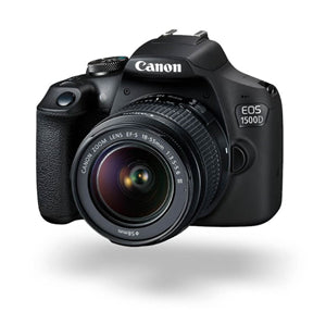 Canon EOS 1500D 24.1MP DSLR (EFS 18-55 III) Camera