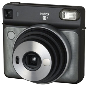 Fujifilm Instax Square SQ6 Camera - Graphite Grey