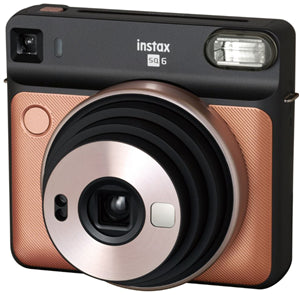 Fujifilm Instax Square SQ6 Camera - Blush Gold