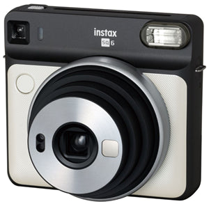 Fujifilm Instax Square SQ6 Camera - Pearl White