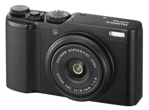 Fujifilm XF10 24.2MP Camera Black