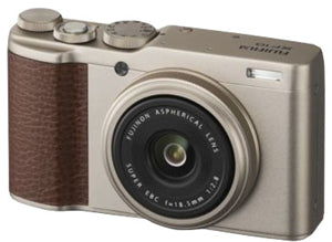 Fujifilm XF10 24.2MP Camera Champagne Gold