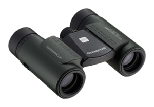Olympus 10x21 RC II WP Waterproof Binoculars Dark Green