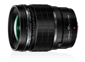Olympus 17mm f1.2 PRO Micro Four Thirds Lens Black