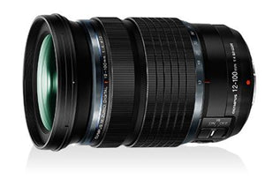 Olympus 12-100mm f4.0 IS PRO Micro Four Thirds Lens Black